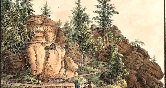 Na szczycie Lwiej Góry – Starościńskie Skały