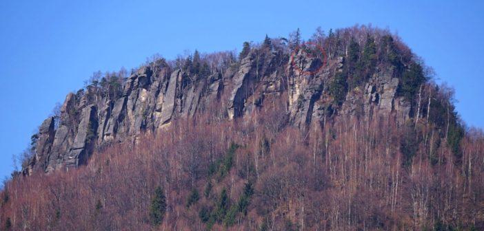 Czeska Koruna w Górach Stołowych. Co za szczyt!